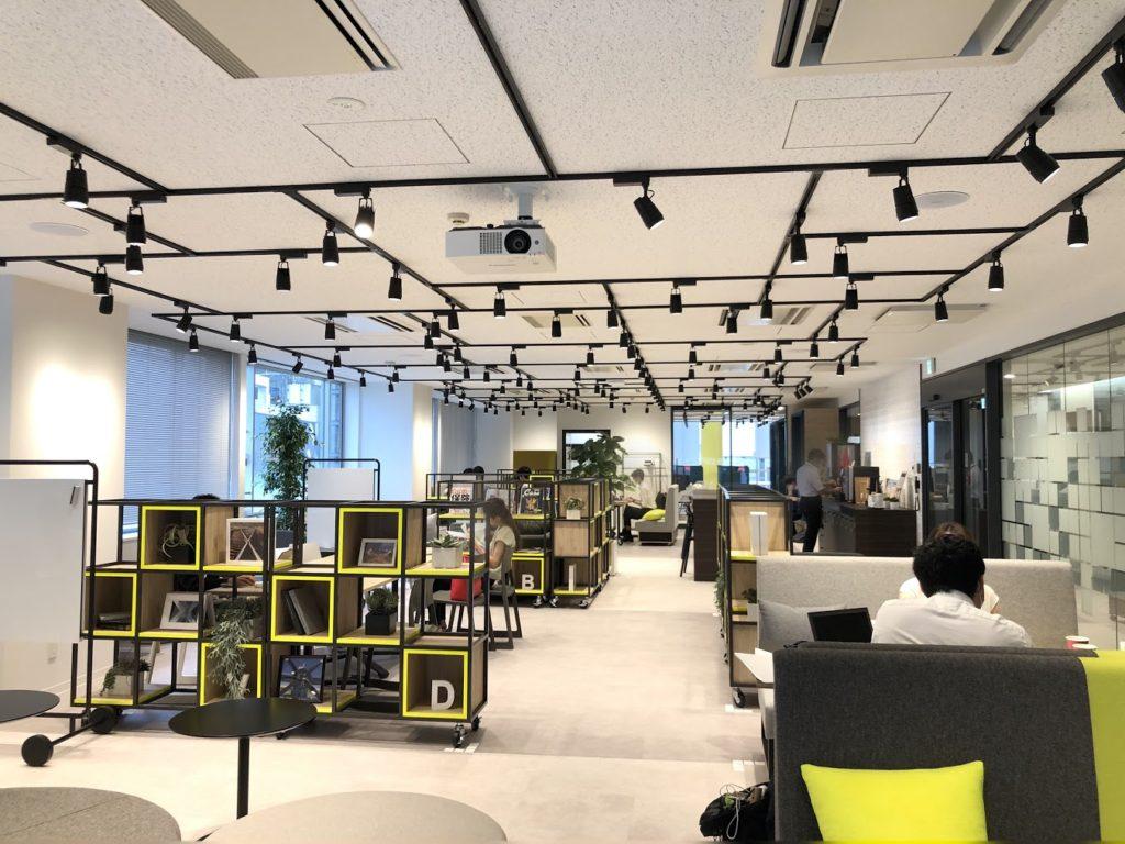 クロスオフィス渋谷_コワーキングスペース