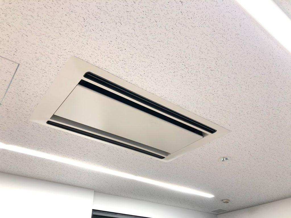 クロスオフィス渋谷_個別空調