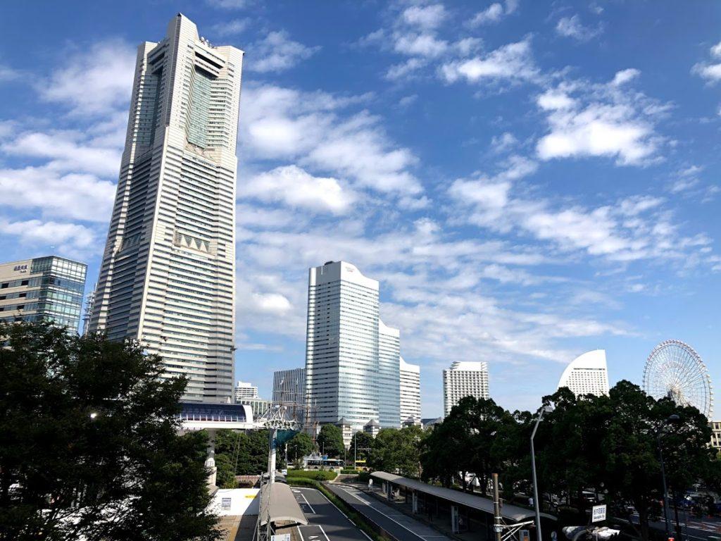 ワンストップビジネスセンター横浜桜木町の現地周辺