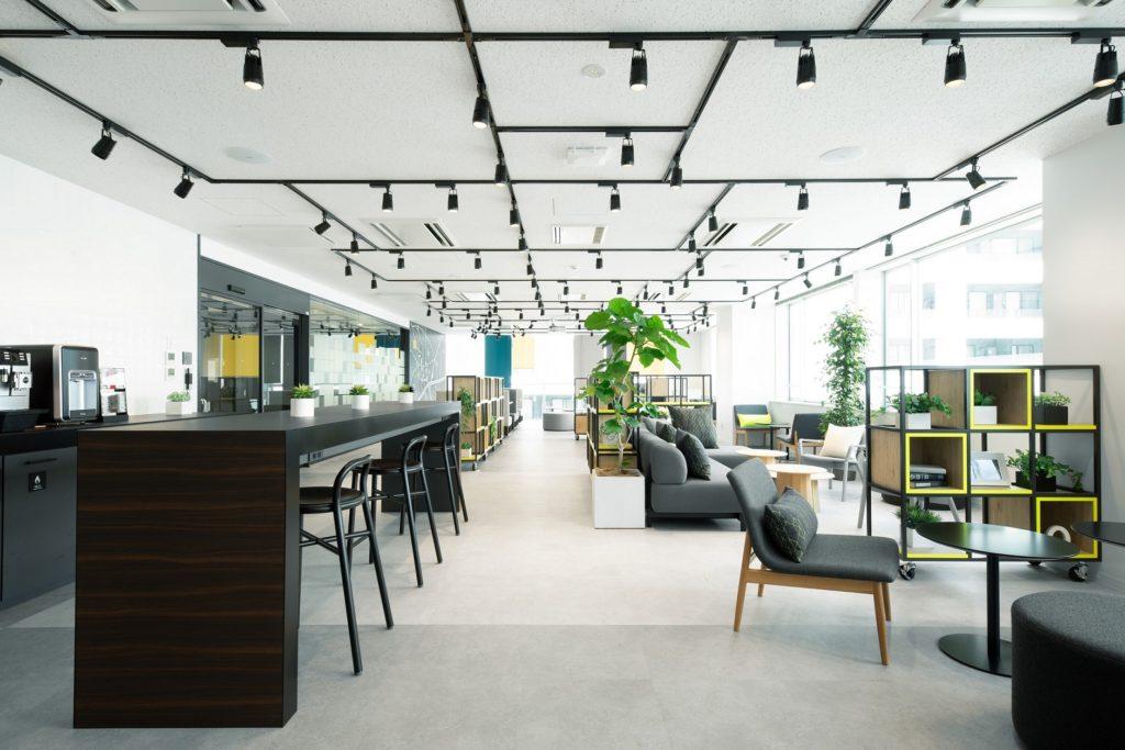 クロスオフィス渋谷のコワーキングスペース