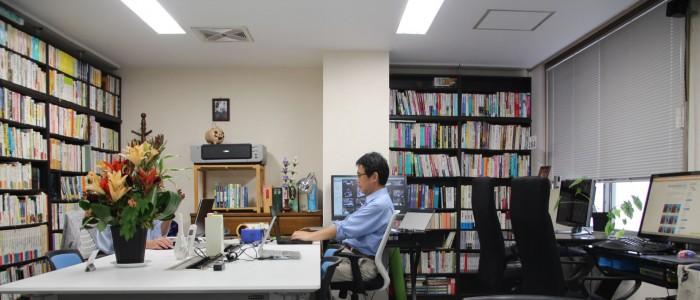 コワーキングスペース町田_小町_オフィスの雰囲気