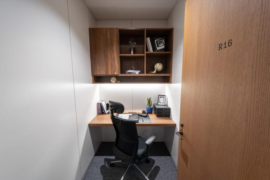 ビジネスエアポート田町の1名用個室