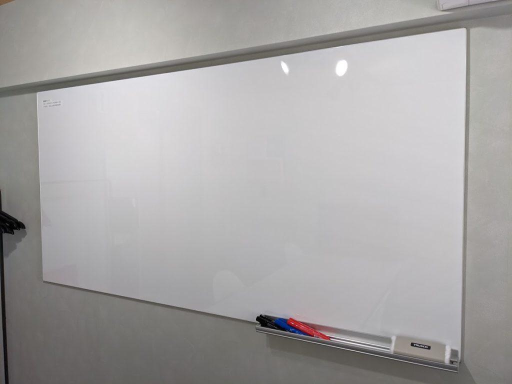 ワンストップビジネスセンター虎ノ門のオフィス備品_ホワイドボード