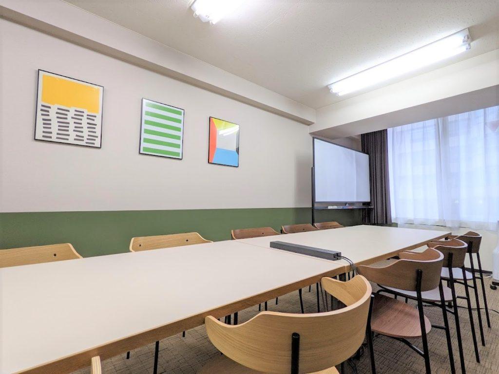 ワンストップビジネスセンター広島_会議室