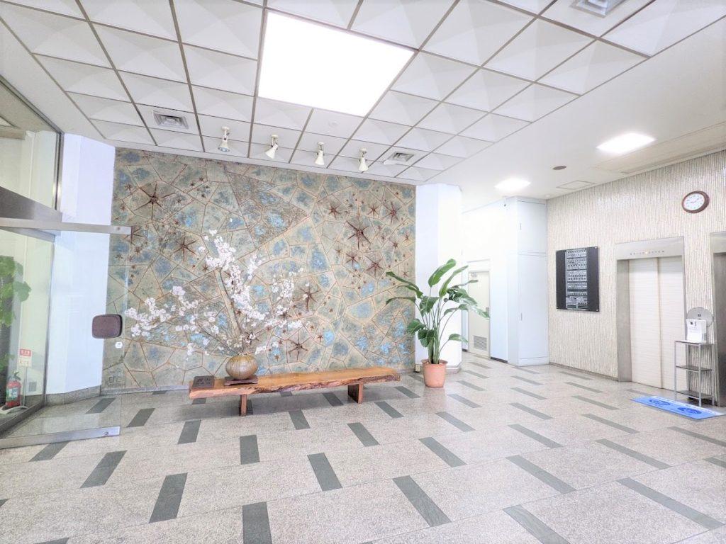 ワンストップビジネスセンター高松が入る高松セントラルスカイビルディング