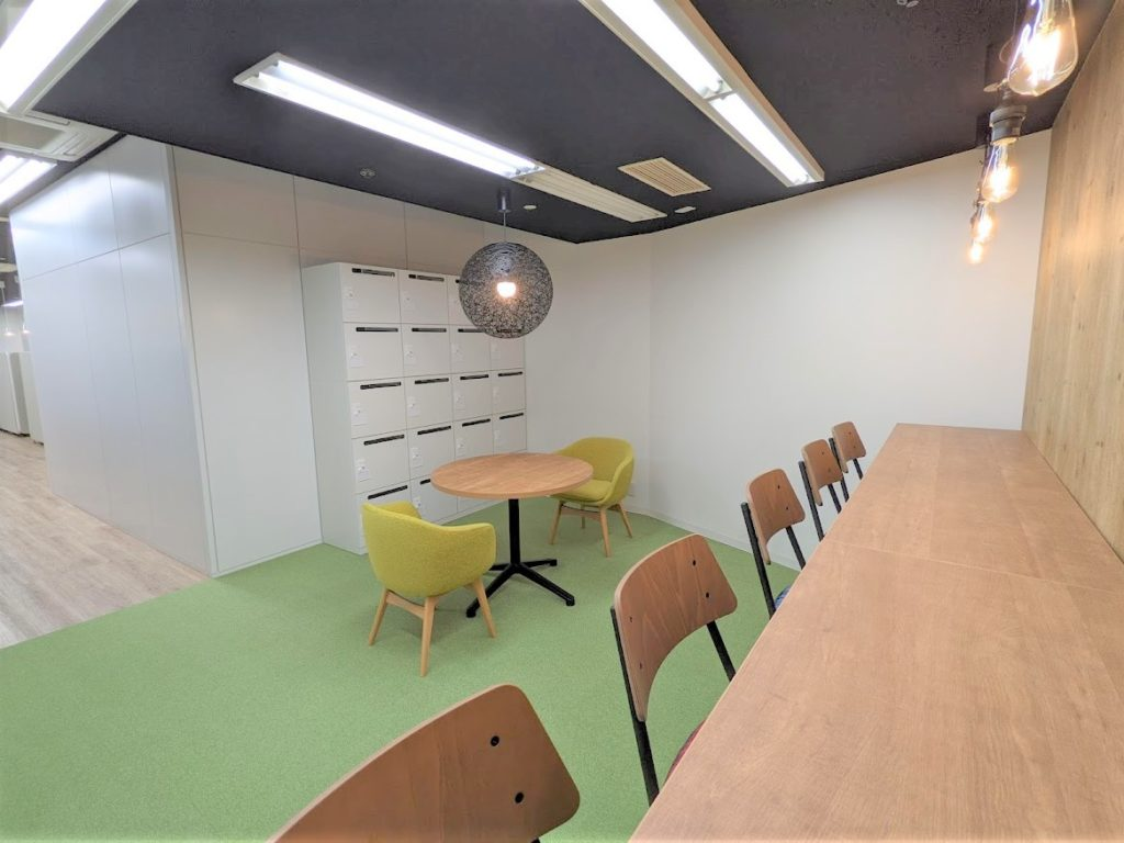 WorkOn西友町田_飲食スペース