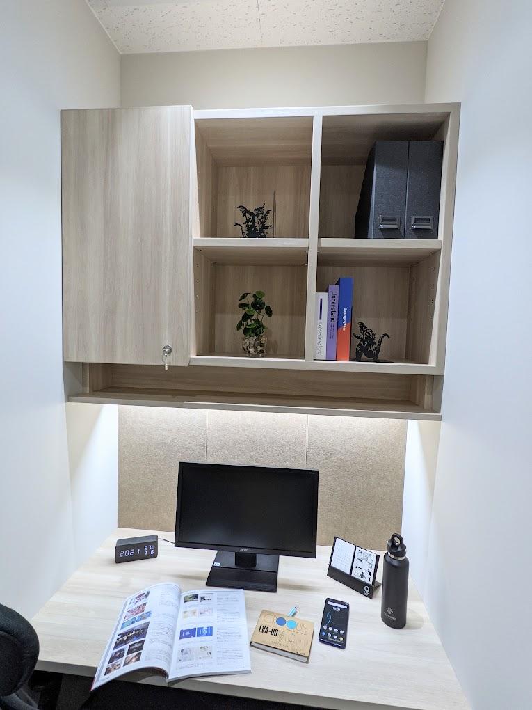 ビジネスエアポート日比谷_個室サービスオフィス_1名_room27