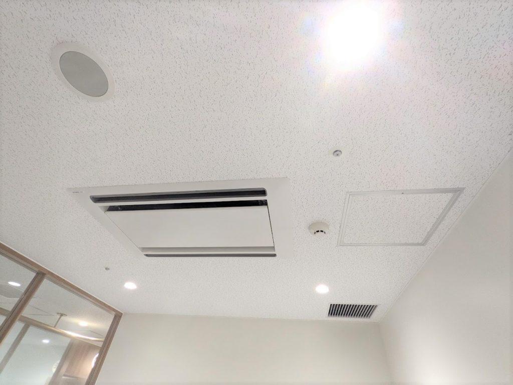 WORKING SWITCH ELK_エルク淀屋橋_個室の個別空調
