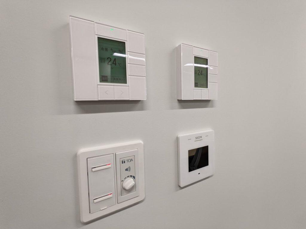 H1O新大阪_個別空調