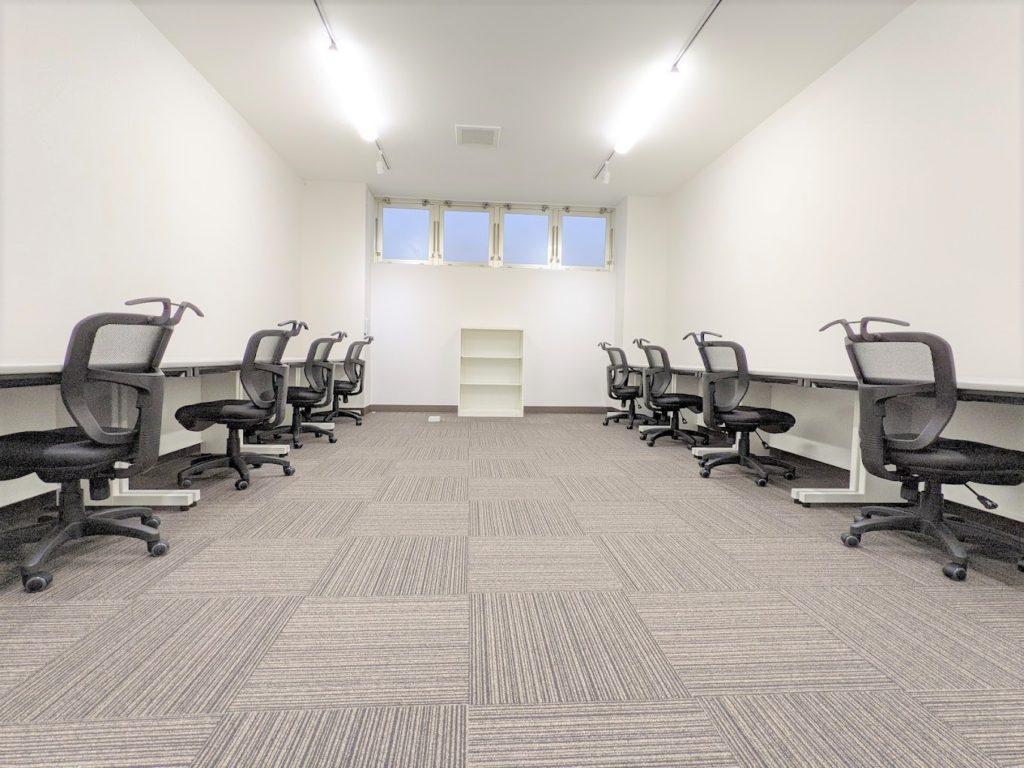 just office ekoda_個室のスペースの余裕イメージ