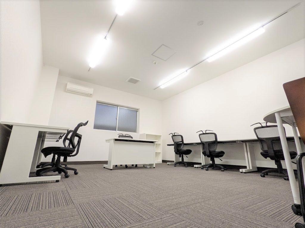 just office ekoda_天井高は2750mm