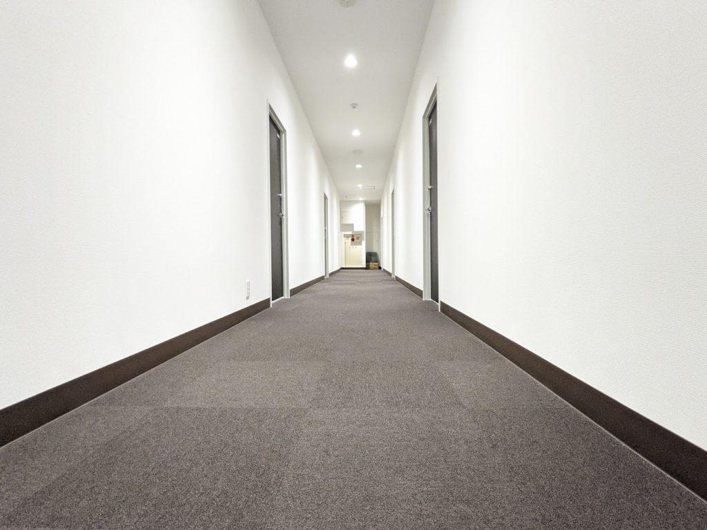 just office ekoda_廊下