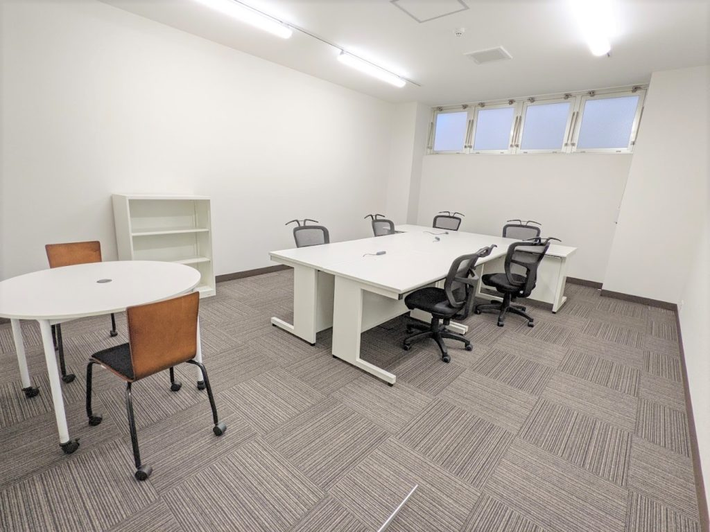 just office ekoda_202個室_6名~_32.2㎡_窓有江古田レンタルオフィス_シェアオフィス