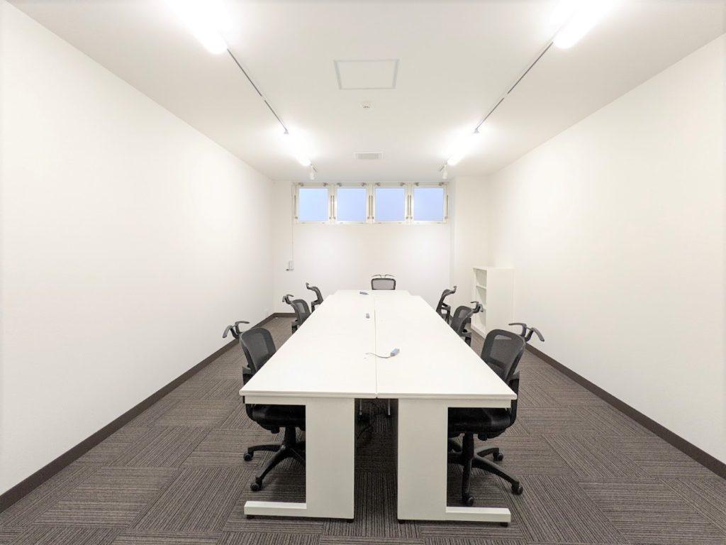 just office ekoda_204個室_7名~_39.5㎡_窓有