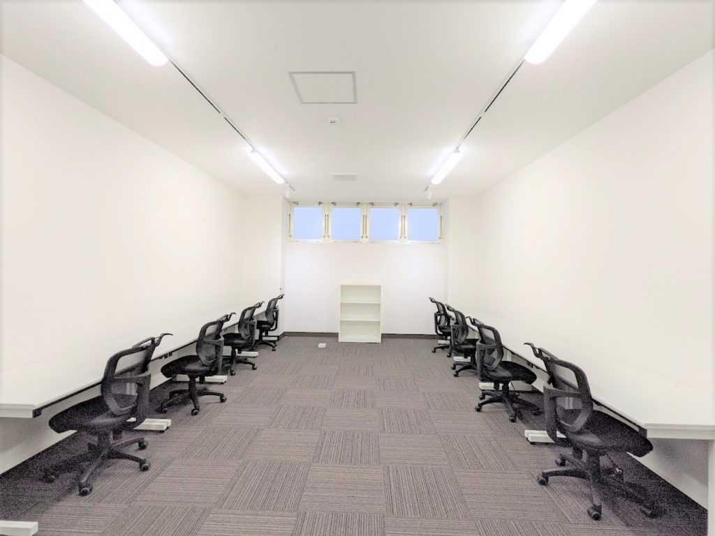 just office ekoda_205個室_8名~_41.5㎡_窓有