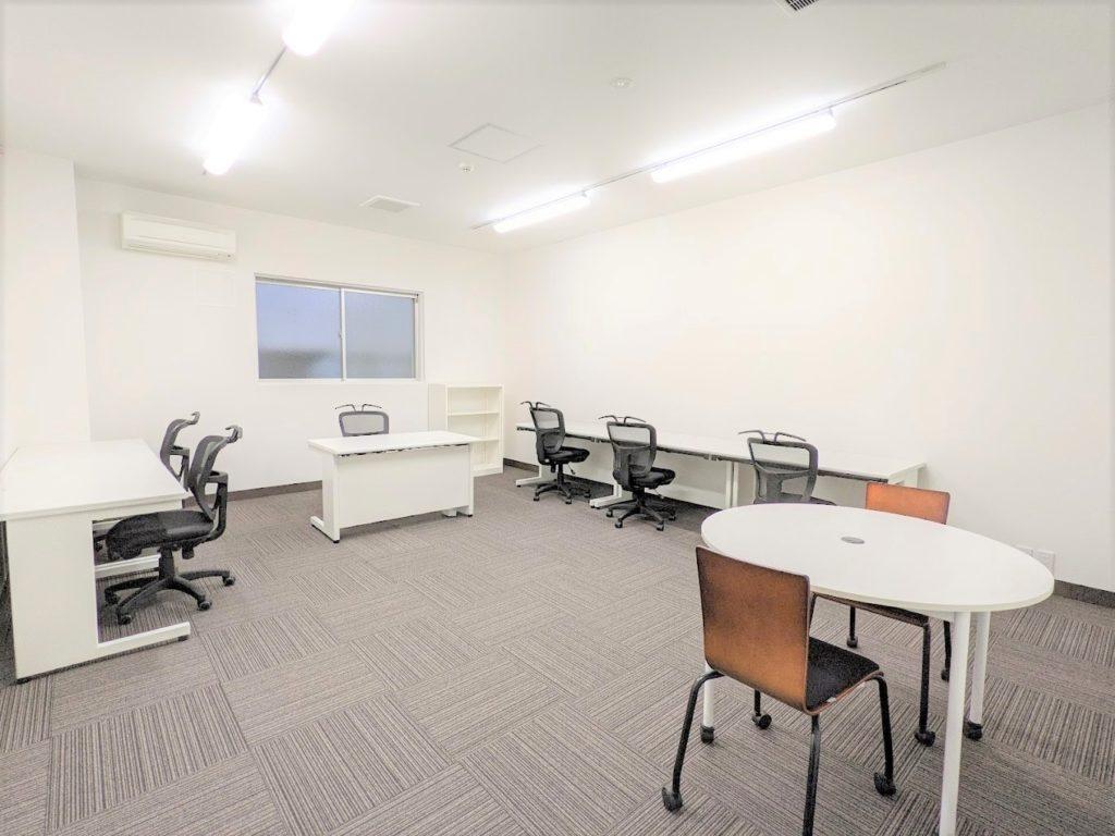 just office ekoda_207個室_6名~_32.2㎡_窓有