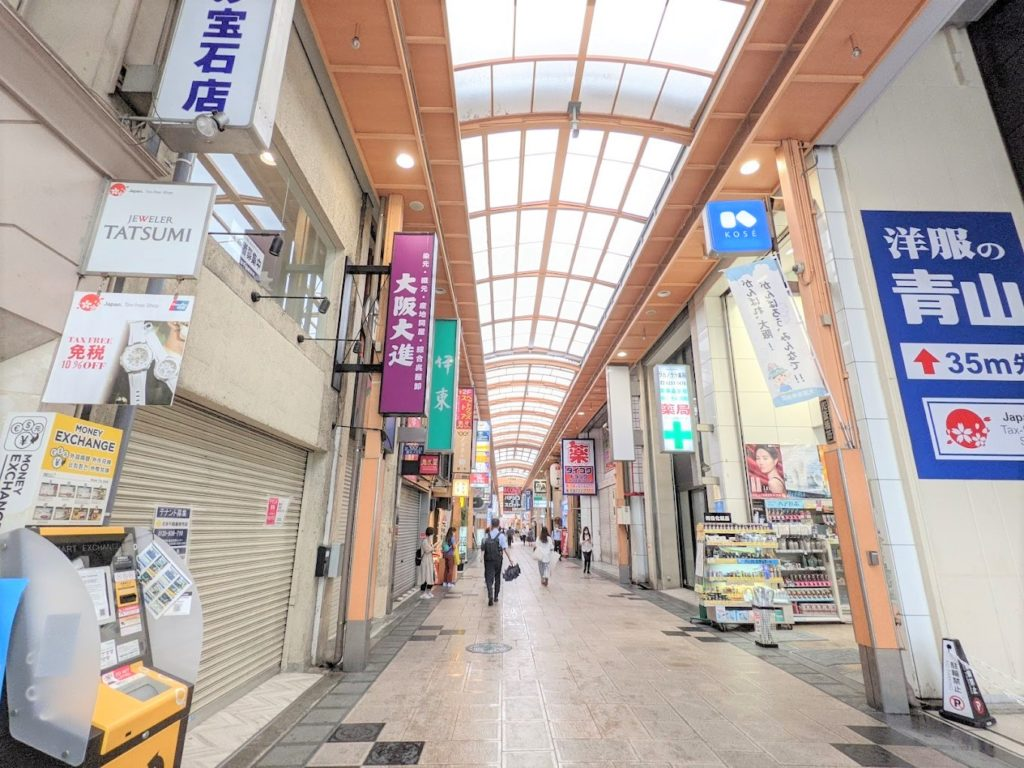 the hub 心斎橋_交通アクセス