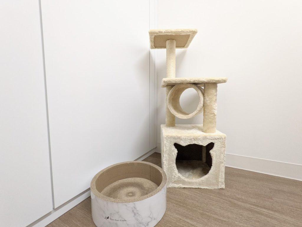 ビジネスエアポート京橋_個室_2名_413_ペット同伴可能フロア、犬、猫が同伴可能なシェアオフィス